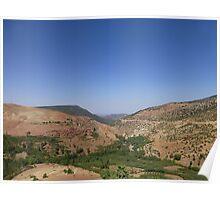 Atlas Mountains Poster