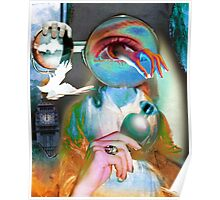 Halloween Fragrance. Poster