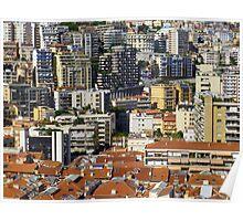 Monaco Poster