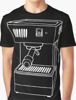 Espresso Machine  Graphic T-Shirt