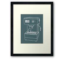 Espresso Machine  Framed Print