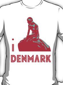 I LOVE DENMARK T-shirt T-Shirt