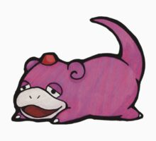 Slowpoke by TinySkye