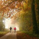 Autumn on Two Wheels by Cat Perkinton