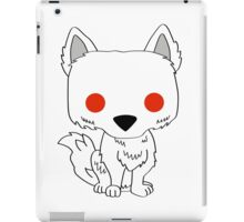 Ghost (Game of Thrones) iPad Case/Skin