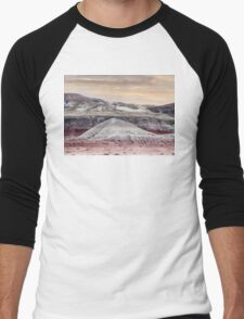 Painted by Nature Men's Baseball ¾ T-Shirt