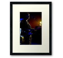 The gig goes well  Framed Print
