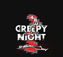 Creepy Night :D Hoodie