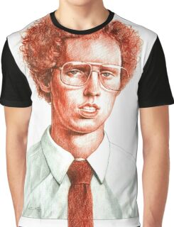 Napoleon Dynamite Graphic T-Shirt