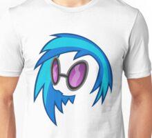 Invisible Vinyl Scratch Unisex T-Shirt