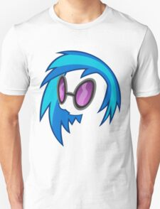 Invisible Vinyl Scratch T-Shirt