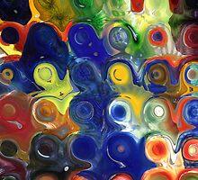 Glass Flower IPhone IPad Case by DARRIN ALDRIDGE