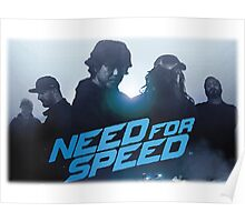 Need for Speed 2015 Poster