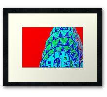 Chrysler Building, New York Framed Print