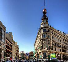 Banco Español de Crédito by Tom Gomez