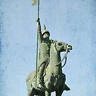 Medieval Knight by Ana  Eugénio