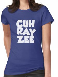 cuh ray zee Womens Fitted T-Shirt