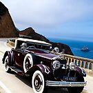 1925 Hispan-Suiza H6B Kellner Cabriolet by RoySorenson