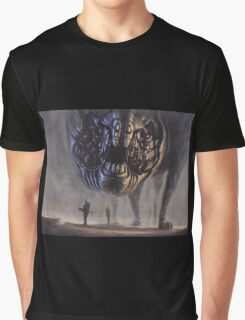 Warbot Graphic T-Shirt