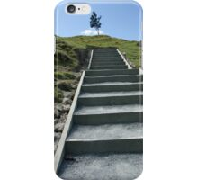 the beach at Bay of Plenty iPhone Case/Skin