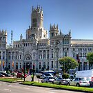 Cibeles Palace by Tom Gomez