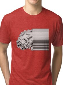 NEIL BARRETT style , LAOCOONTE  Tri-blend T-Shirt