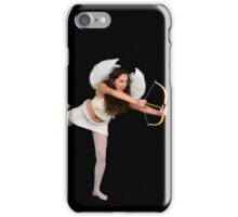 Cupid (Greek Eros) the god of desire iPhone Case/Skin
