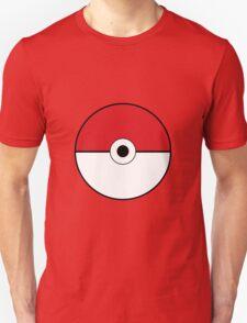 Pokemon pokeball design tshirt T-Shirt