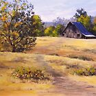 Edge of Autumn by Karen Ilari