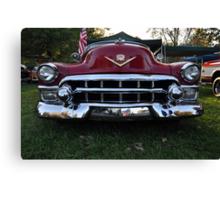Old Cadillac Canvas Print