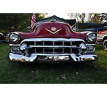Old Cadillac Photographic Print