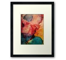Abstract 1009 Framed Print