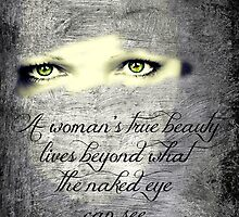 ~ A Woman's True Beauty ~ by Donna Keevers Driver