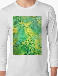 Abstract 1028 Long Sleeve T-Shirt
