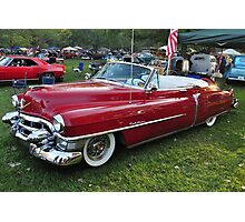 An Old Cadillac Photographic Print