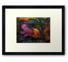 Abstract 1049 Framed Print