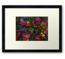 Abstract 1050 Framed Print