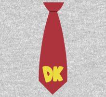 DK Tie One Piece - Long Sleeve