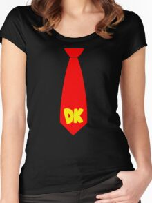 DK Tie Women's Fitted Scoop T-Shirt