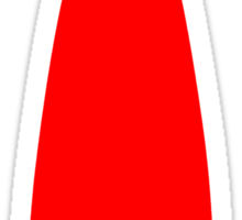 DK Tie Sticker