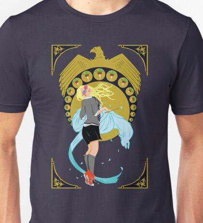 Luna Lovegood Nouveau Unisex T-Shirt