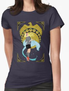 Luna Lovegood Nouveau Womens Fitted T-Shirt