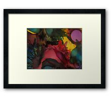 Abstract 1056 Framed Print
