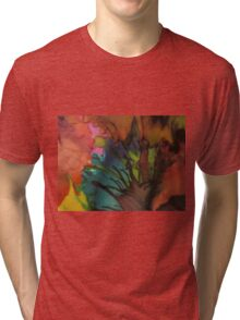 Abstract 1059 Tri-blend T-Shirt