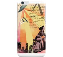 Vintage Moped iPhone Case/Skin