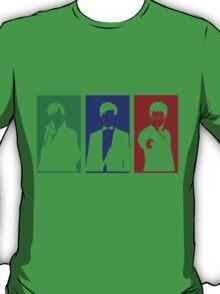 Sherlock, Doctor, Potter T-Shirt