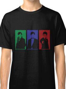 Sherlock, Doctor, Potter Classic T-Shirt