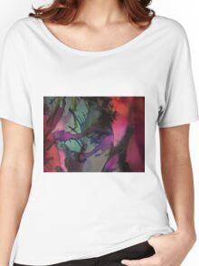 abstract 1087 Women's Relaxed Fit T-Shirt