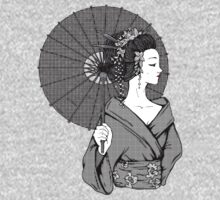 Vecta Geisha One Piece - Long Sleeve