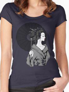Vecta Geisha Women's Fitted Scoop T-Shirt